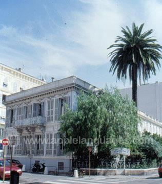 Nuestra escuela principal de Niza
