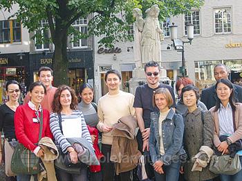 Visita guiada por Münster