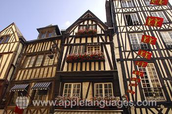 La histórica Rouen