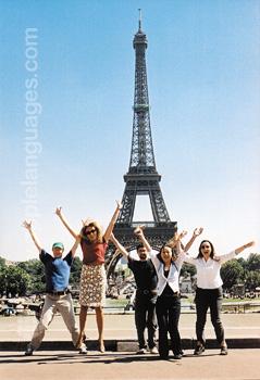 ¡Bienvenidos a París!