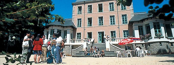 Nuestra escuela en Brest, Francia