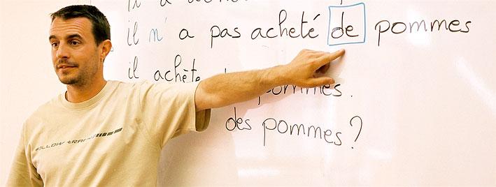 Aprendiendo francés en Chamonix