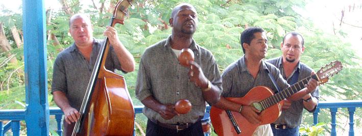 Cursos de música en Trinidad