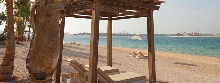 Playa en Dubai