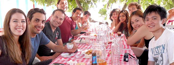 Comida española en Granada