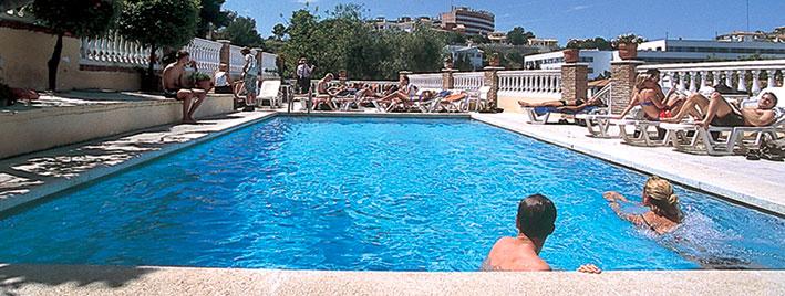 Piscina de la escuela , Málaga Premium