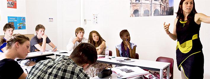 Aprendiendo francés en Montpellier
