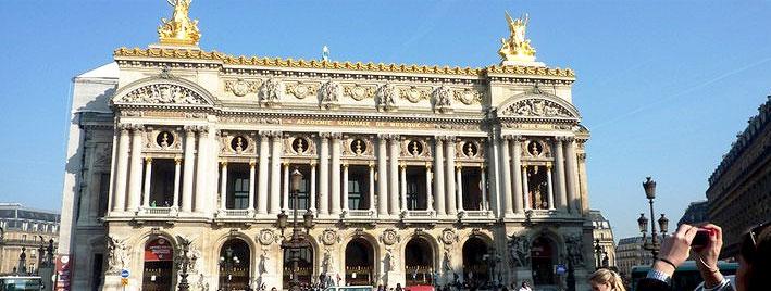 La Ópera nacional de Paris
