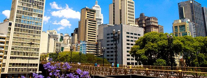 Edificio en Sao Paulo, Brasil