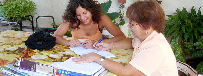 Aprende espa�ol en Trinidad, Cuba